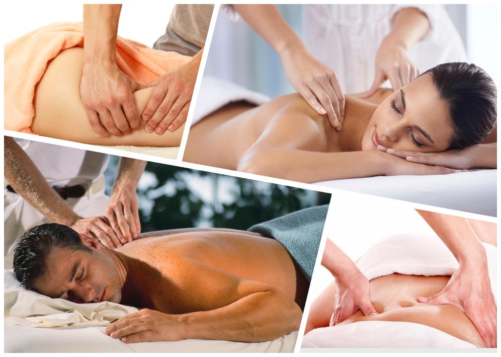 Классический массаж тела в Томске